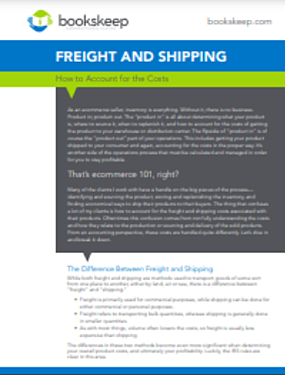 Updated Freight