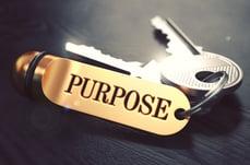 key to purpose